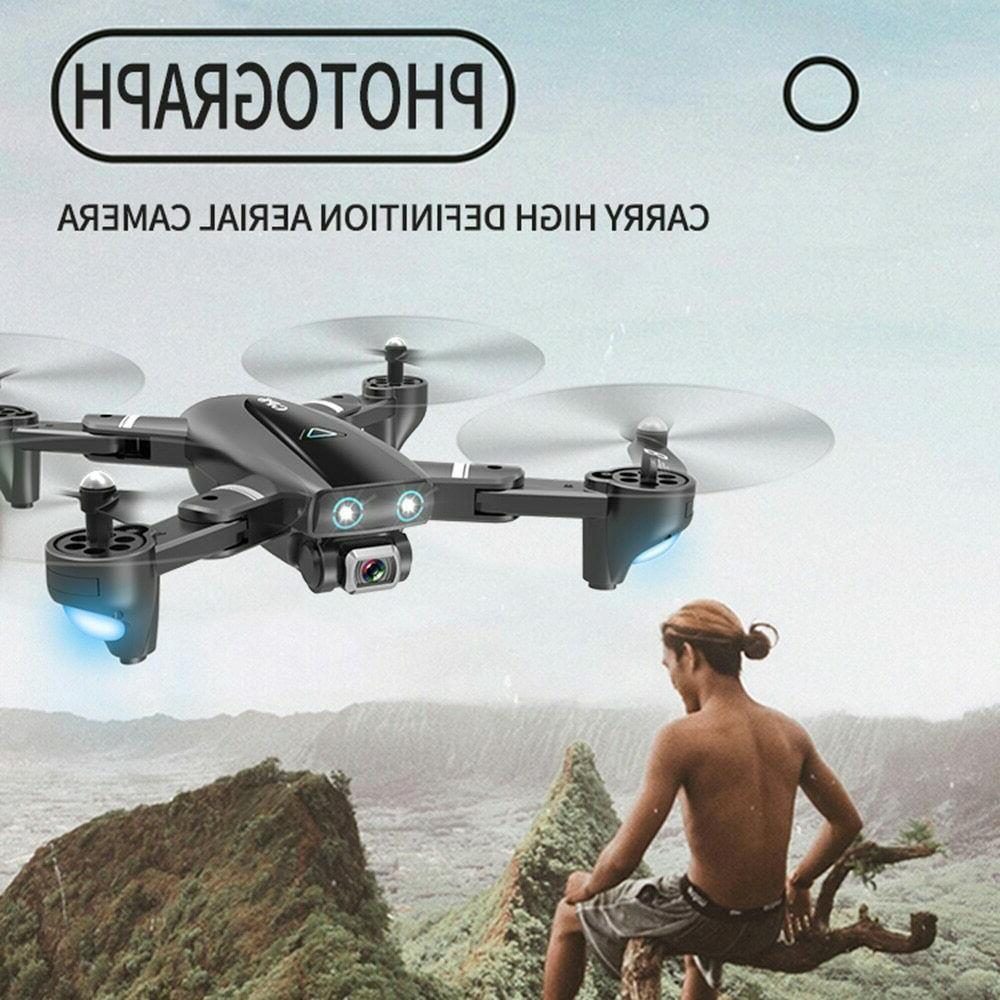 S167 Pro GPS Drone 5G Way-point Flying