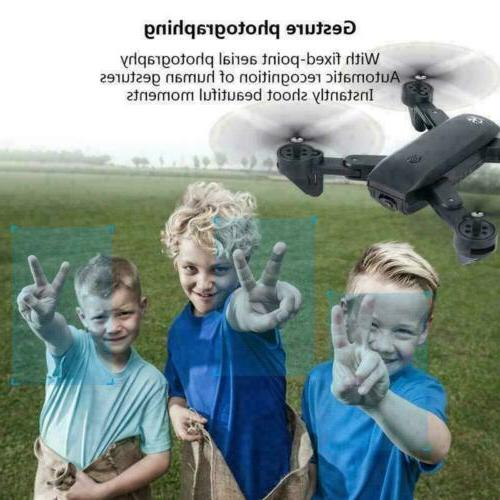 Cooligg Quadcopter With HD Camera 2MP 720P