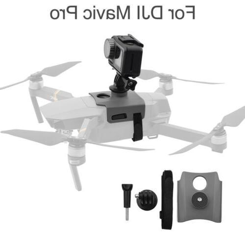 Expansion Sport Camera Fill Light Holder Mount Bracket For D