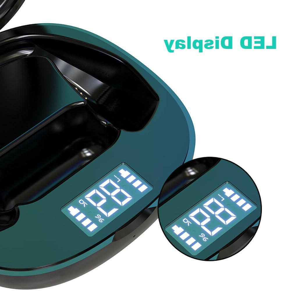Sport Earbuds Bluetooth Wireless Earphone in Ear Headphones Stereo