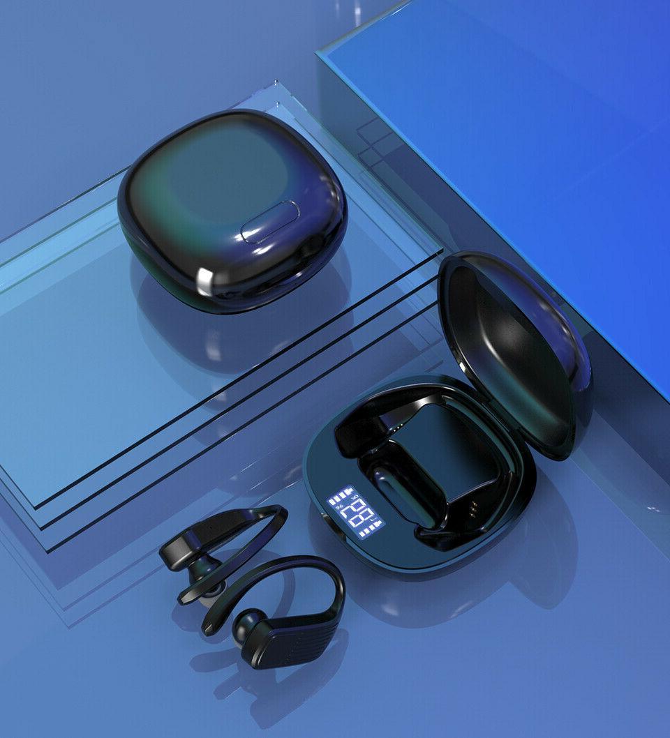 Sport Earbuds Wireless Headphones Stereo Headsets