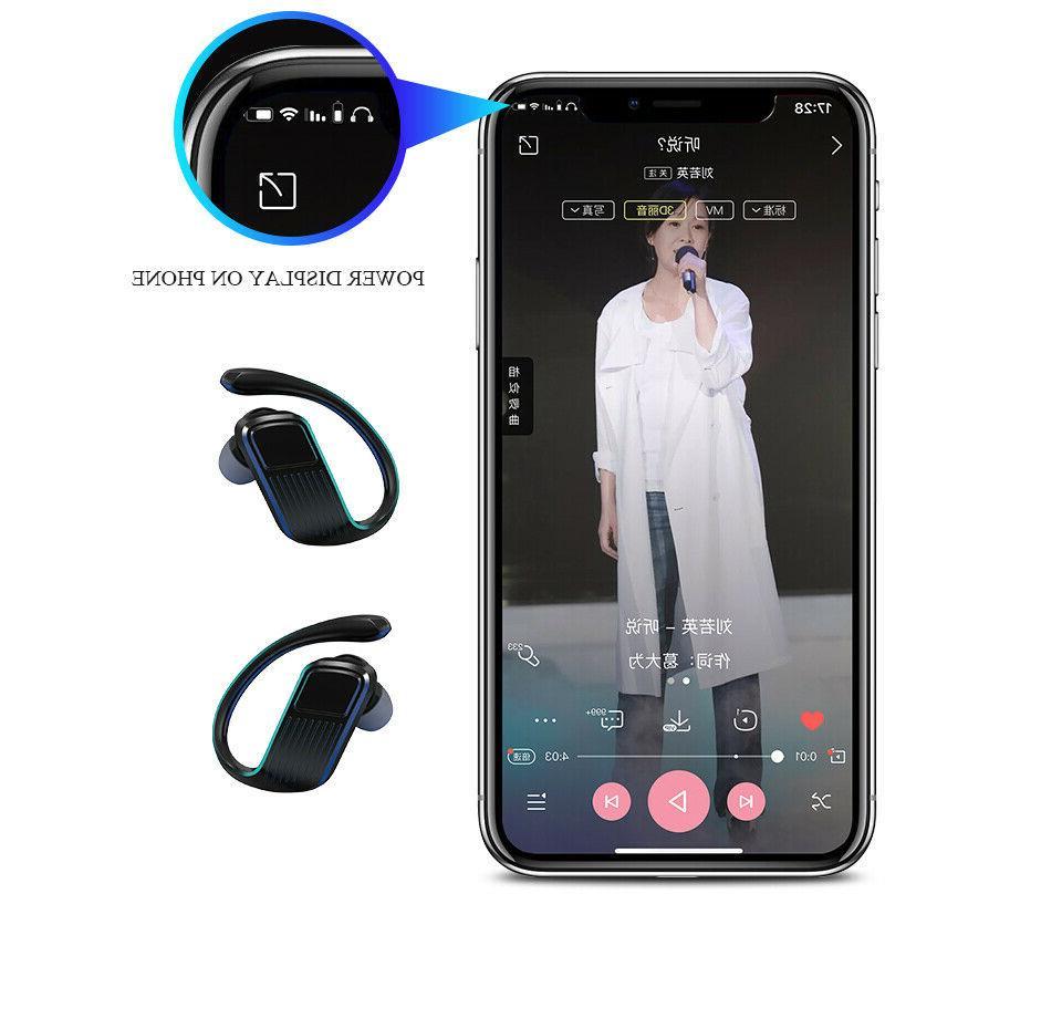 Sport Bluetooth Wireless in Ear Headphones
