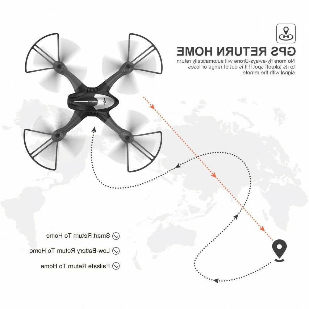 Potensic GPS Drone 1080P