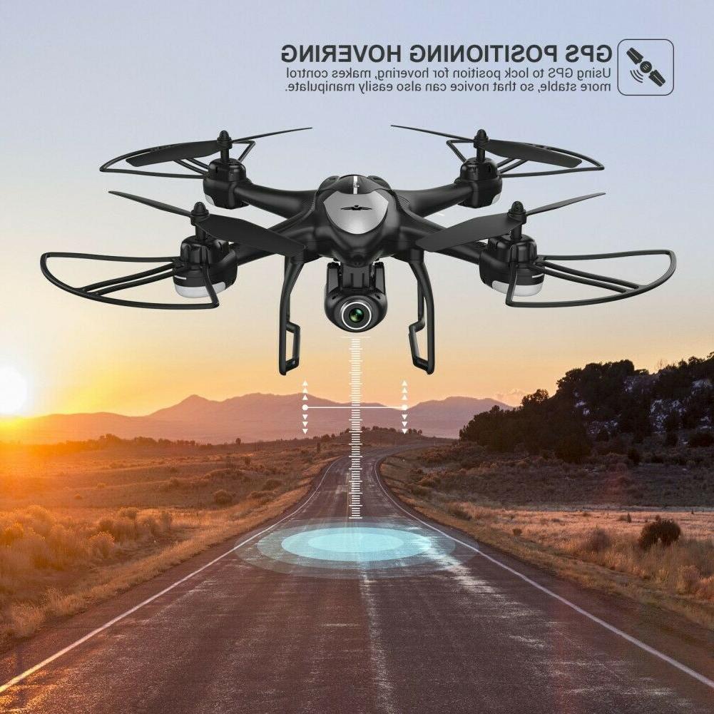 Potensic GPS Drone 1080P HD RC Drones