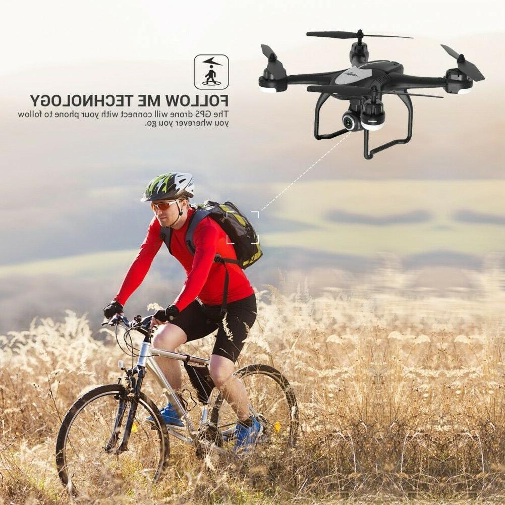 Potensic T18 GPS Drone 1080P RC Quadcopter Drones