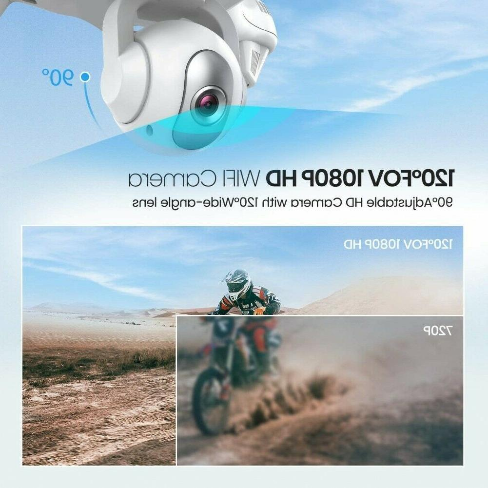 Used T35 Drone with RC GPS Drones