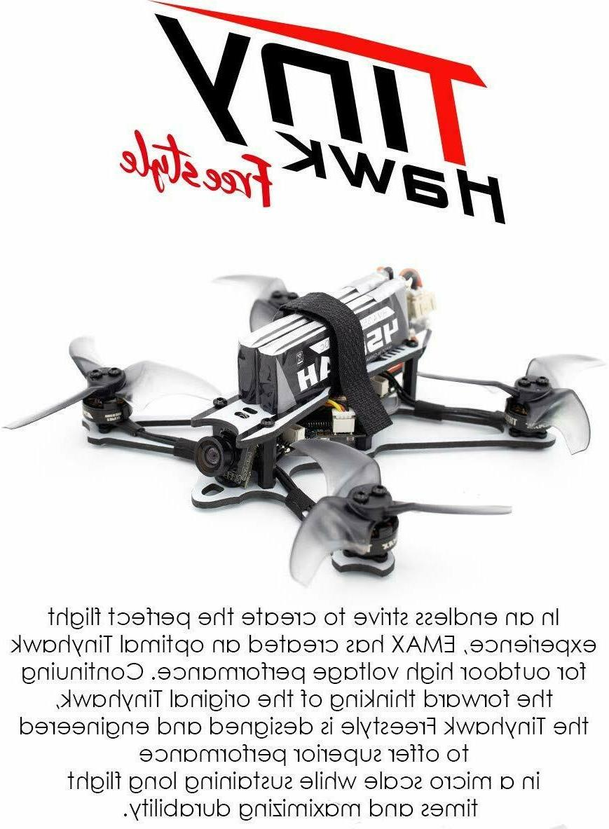"""EMAX 2.5"""" BNF 2s Outdoor Drone"""