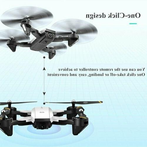 Global WiFi FPV Camera Explorers Quadcopter Aircraft