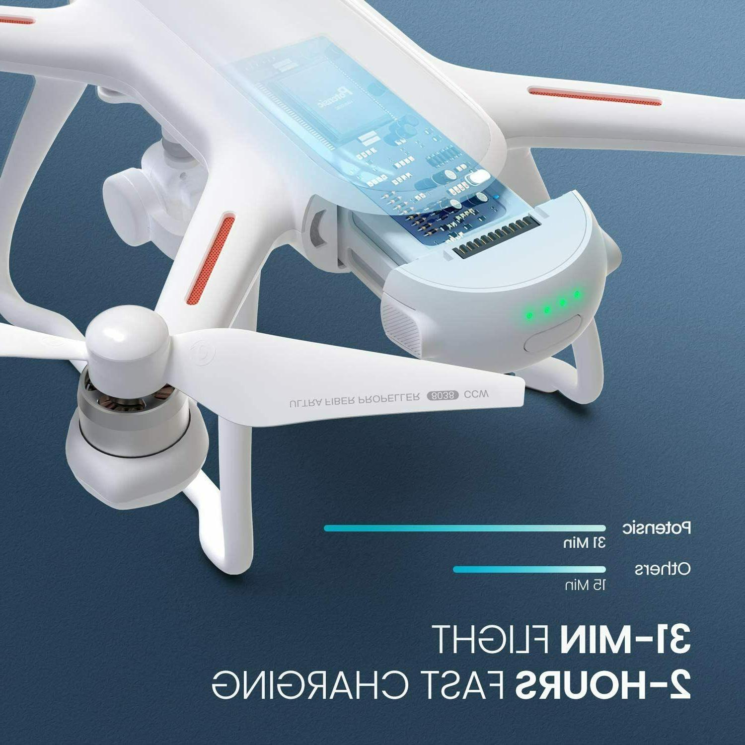 Used GPS Drone HD 5.8G WiFi Quadcopter