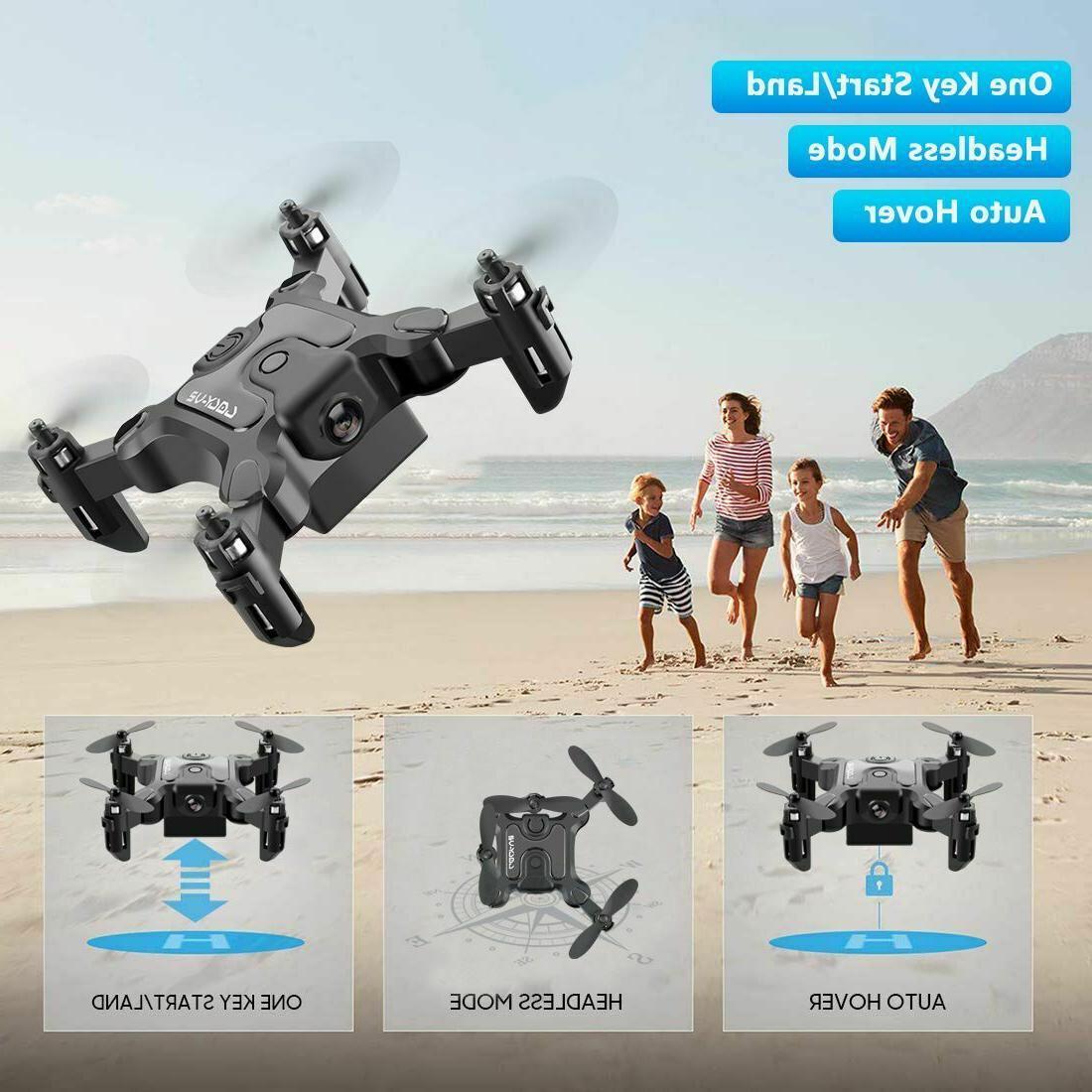 4DRC-V2 Mini WIFI FPV Camera Foldable Arm Quadcopter