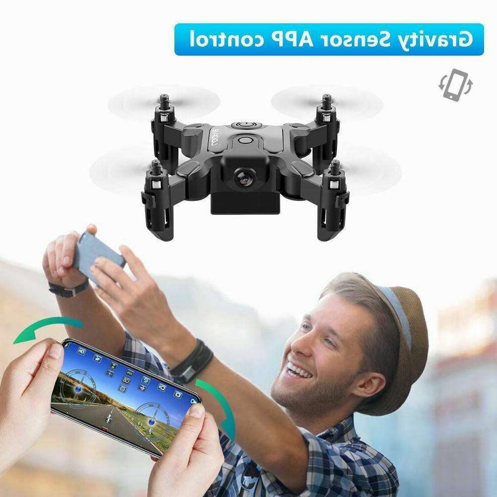 4DRC-V2 WIFI With HD Camera Arm RC Quadcopter
