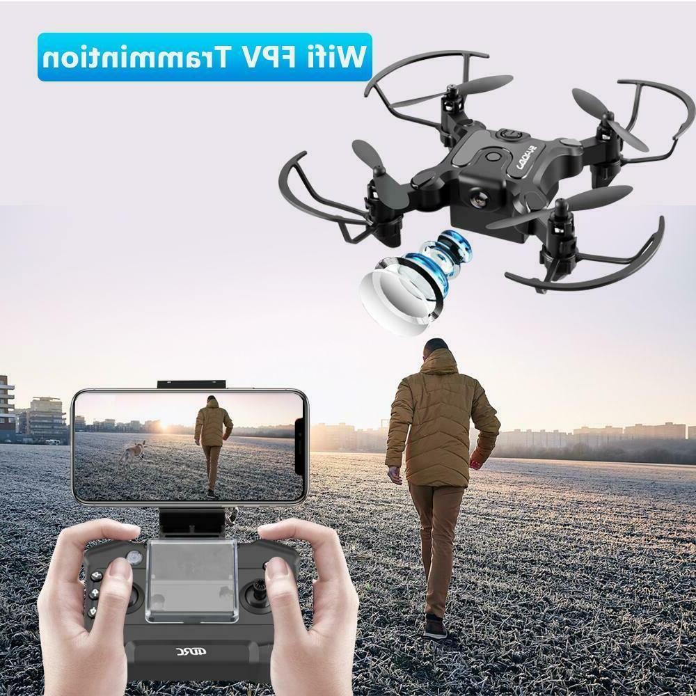 4DRC-V2 WIFI With Camera Arm RC Quadcopter