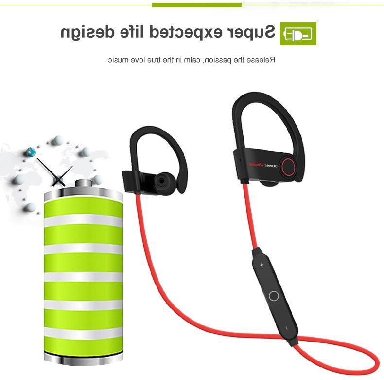 Stereo Wireless Headphones in-Ear