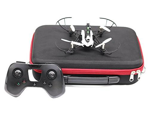 Rantow For Drone and Flypad Hard Bag Case Box Parrot RC Mambo
