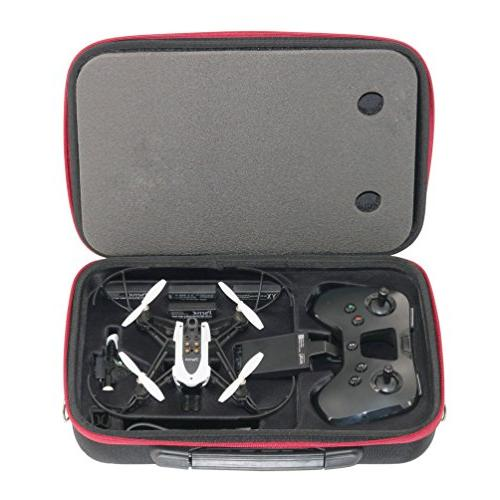 Rantow Case For Parrot Mambo and Flypad Controller, Hard Shoulder Bag Case