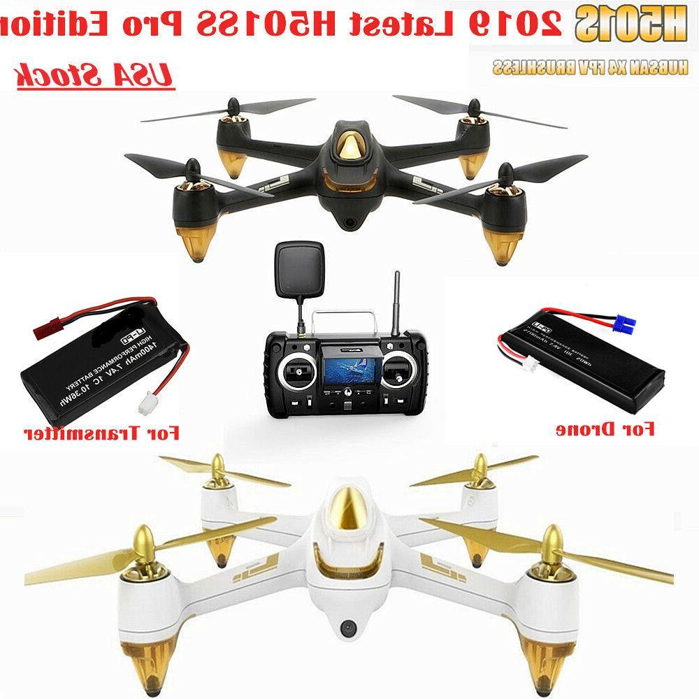 Hubsan X4 H501S Drone RC Quadcopter 5.8G 1080P RTF,