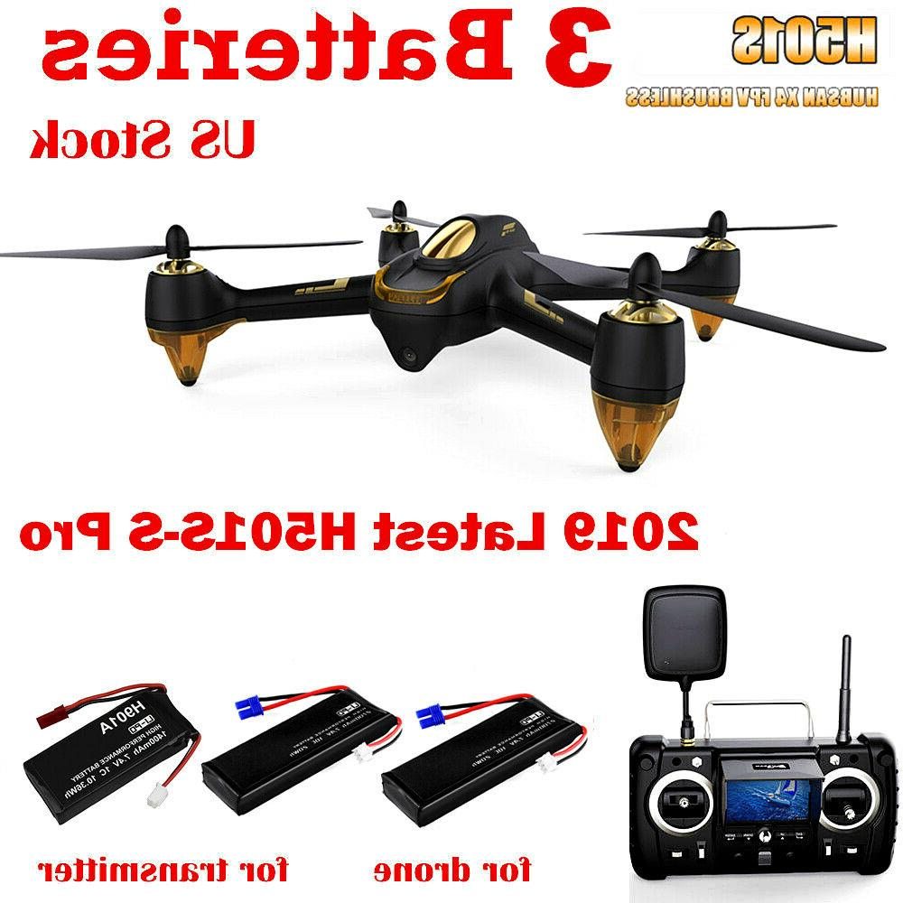 x4 h501s pro drone fpv rc quadcopter