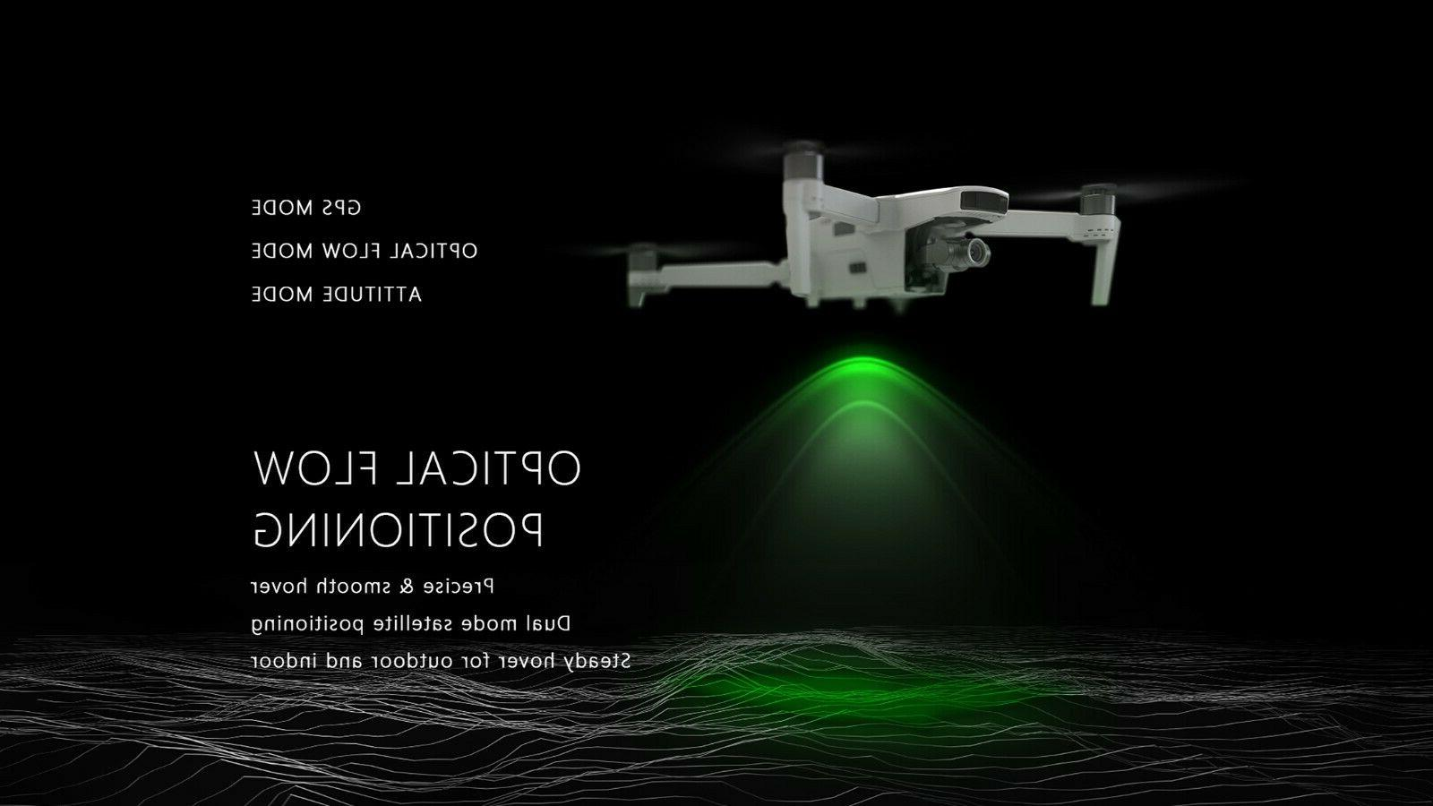 Hubsan 2+ GPS 9KM with 4K 60fps 3-axis