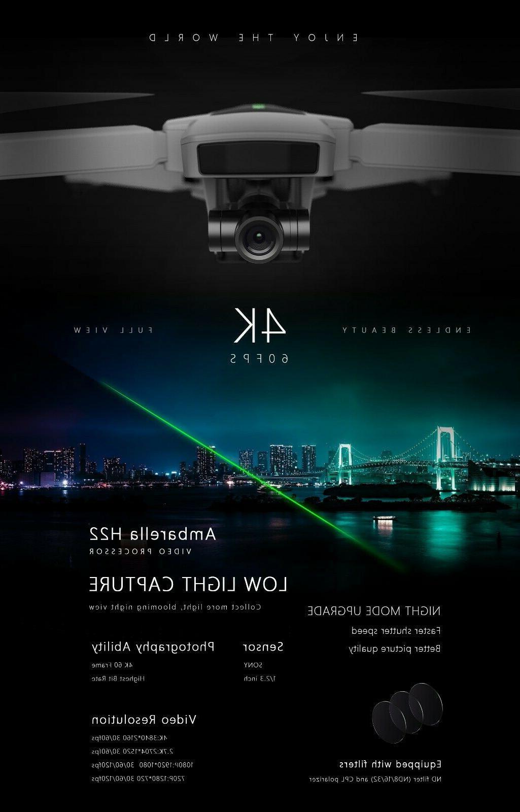 Hubsan Zino 2+ Drone GPS Pre-Order 9KM with 3-axis Gimbal