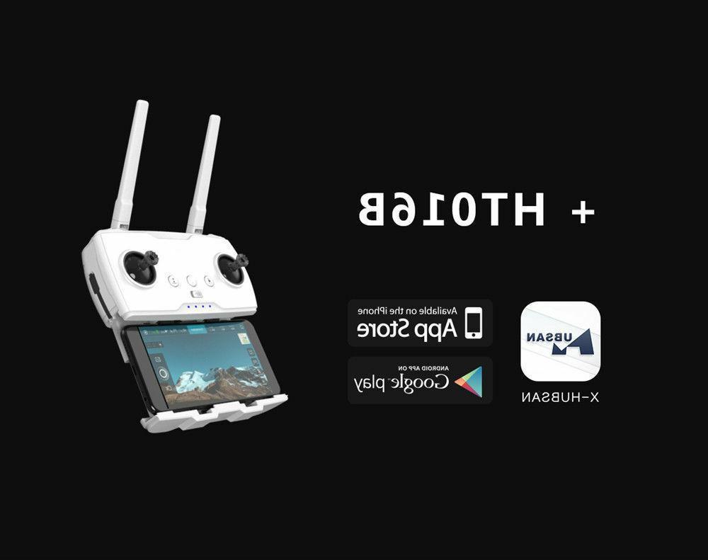 Hubsan UHD Auto Flight 3Axis Gimbal Foldable RC Drone