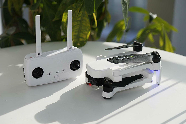 Hubsan UHD Auto Foldable RC Drone