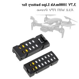 Teeggi M69 RC <font><b>Drone</b></font> Batterys 3.7V 1000mA