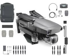 DJI Mavic 2 Pro Drone Hasselblad Camera with Mavic 2 Fly Mor
