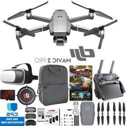 DJI Mavic 2 Pro Drone w/ Hasselblad Camera Essential Backpac