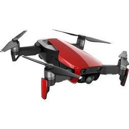 mavic air drone flame red