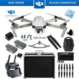 Mavic Pro DJI 4K Camera Quadcopter Drone Active Track Avoida