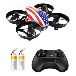 Mini Drone, Potensic A20 RC Nano Quadcopter 2.4G 6 Axis, Alt