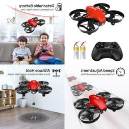 Mini Drone, Potensic Upgraded A20 RC Nano Quadcopter 2.4G 6