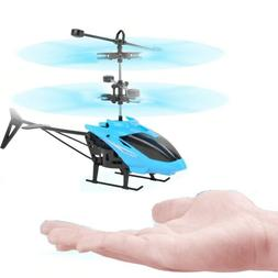 Mini RC Drone Helicopter Infrared Electronic Funny Aircraft