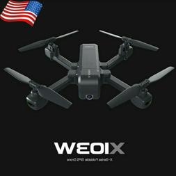 MJX X103W 5G WIFI FPV GPS Foldable RC Drone With 2K HD Camer