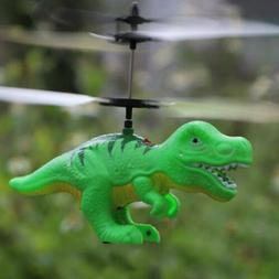 Dinosaurs Model Flying Helicopter Drone Infrared Hand Contro