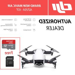 NEW DJI Mavic Air Fly More Combo Camera Drone Arctic White 4
