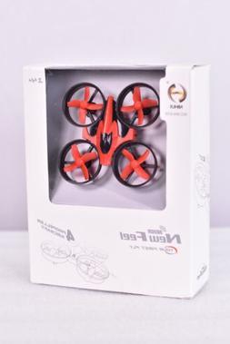 Goolsky Nihui  NH-010, Gyro MiniPocket Drone, Black/Red