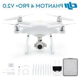 DJI Phantom 4 PRO+ Plus V2.0 FPV Quadapter RC Drone with 5.5