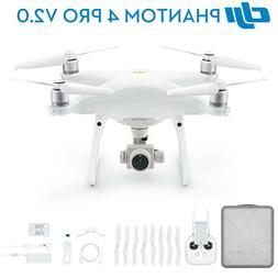DJI Phantom 4 PRO V2.0 RC Drone FPV Quadapter 1-inch 20MP Ex