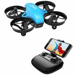 Potensic A20W FPV Mini Drone for Kids with Camera, RC Portab