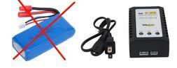 for Promark VR, Promark Warrior Drones USB Battery Charger