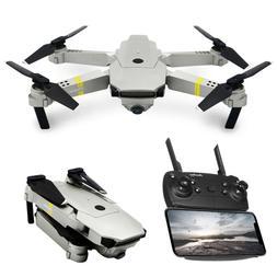 Quadcopter Drone GD88/E58 2MP With WIFI FPV Camera High Alti