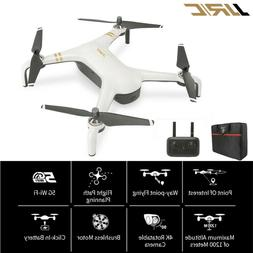 JJRC RC Drones With 2-Axis Gimbal 1KM FPV 4K HD Camera 5G WI