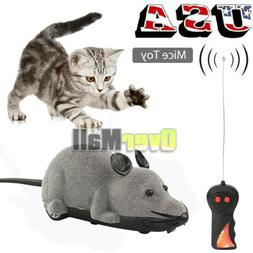 RC Funny Wireless Electronic Remote Control Mouse Mice Rat P