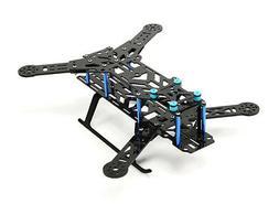 RC HobbyKing SMACK 300 Premium FPV Ready Folding Drone Frame