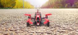 Walkera Rodeo 110 Racing Drone w/ 600TVL HD Camera with Devo