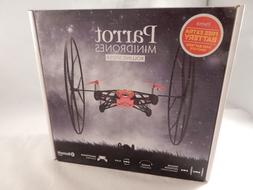 Parrot Rolling Spider Mini Drone Camera Attached - Bluetooth