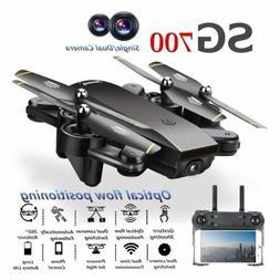 RC Drone X Pro Wifi FPV 1080P HD Camera Foldable 4CH 6-Axis