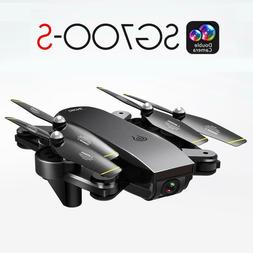 SG700-S Wifi FPV Drone With 4K/1080P HD Dual Camera Foldable