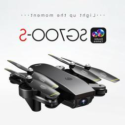 SG700-S Wifi FPV HD Camera Drone Aircraft Foldable Quadcopte